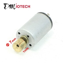 Shaft Diameter 1mm DC 3V 8000RPM Mini Vibration Motor for CD DVD Players 10mm x 8mm x 16mm (L*W*T) Discount 50(China)