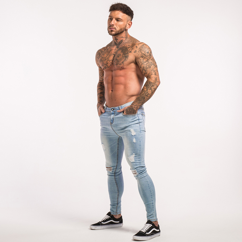 gingtto-mens-skinny-jeans-ice-blue-ripped-repaired-distressed-zm11-9