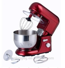free shipping multifunctional stand mixer 5L stand mixer