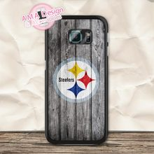 Pittsburgh Steelers American Football Case For Galaxy S8 S7 S6 Edge Plus S5 mini S4 active Core Prime A7 A5 Ace Note 5 4(China)