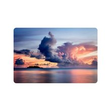 Buy Custom sunset clouds guam Print Doormat Drying Wet Feet (23.6 X 15.7 Inch) for $13.80 in AliExpress store