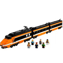 new lepin 1351Pcs Out of print, the sky train Model Building Kits Blocks Bricks Toys Compatible With 10233