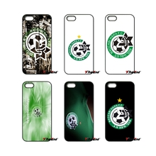 iPod Touch iPhone 4 4S 5 5S 5C SE 6 6S 7 Plus Samung Galaxy A3 A5 J3 J5 J7 2016 2017 maccabi haifa fc Logo Phone Case Cover - The End Covers Store store