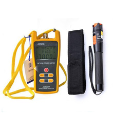 2 In 1 FTTH Fiber Optic Tool Kit with Optical Power Meter and 10MW Visual Fault Locator Use Ftth Fiber optic test pen(China)