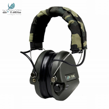 Z-Tactical Element Noise Reduction Headset with Headband Portable Noise-Canceling Headphone For Outdoor Hunting Ear Protection