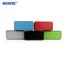 High Quality Portable Mini Soundbar Super Bass Speaker Support TF Card Boombox for Mobile Phones Home Theater Business Meeting