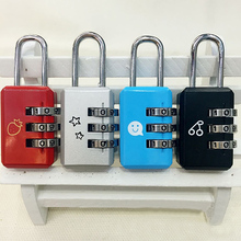 1 Piece Password Combination Code Number Lock Padlock For Luggage Zipper Bag Backpack Handbag Suitcase Drawer Kids Luggage Lock