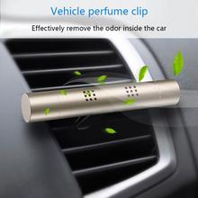 VODOOL 1pc Cologne Perfume Refill Stick for Car Air Conditioning Vent Air Freshener High Quality Car Styling Accessories(China)