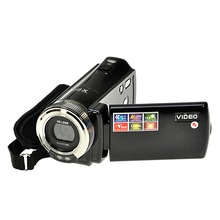 "Portable HD 720P 16MP Digital Video Camcorder Camera DV DVR 2.7""TFT LCD 16X digital zoom 10.8*5.3*6.1cm"