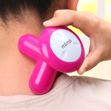 USB Massager mini electric massage ball Chinese health Care massage Head Neck relax machine(China)