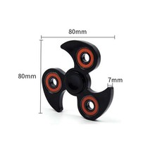 New  6 Colors Hand Spinner Fidget Ceramic Spinner For EDC ADHD Autism Compressive Anti Stress Toys