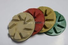 3'' concrete dry polishing pad FREE shipping | install in NCCTEC L357,M3,L4480,L4580,L4680 floor polisher
