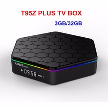 Buy T95Z PLUS Android 7.1 TV Box S912 Octa-core cortex-A53 3G/32G 2.4G +5G Dual Wifi Bluetooth Gigabit Media Player for $74.69 in AliExpress store