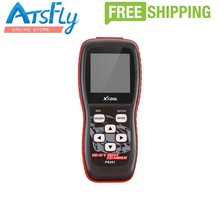 Free shipping  XTOOL PS201 Heavy Duty CAN OBDII Code Reader PS 201 Diesel OBD2 Scanner