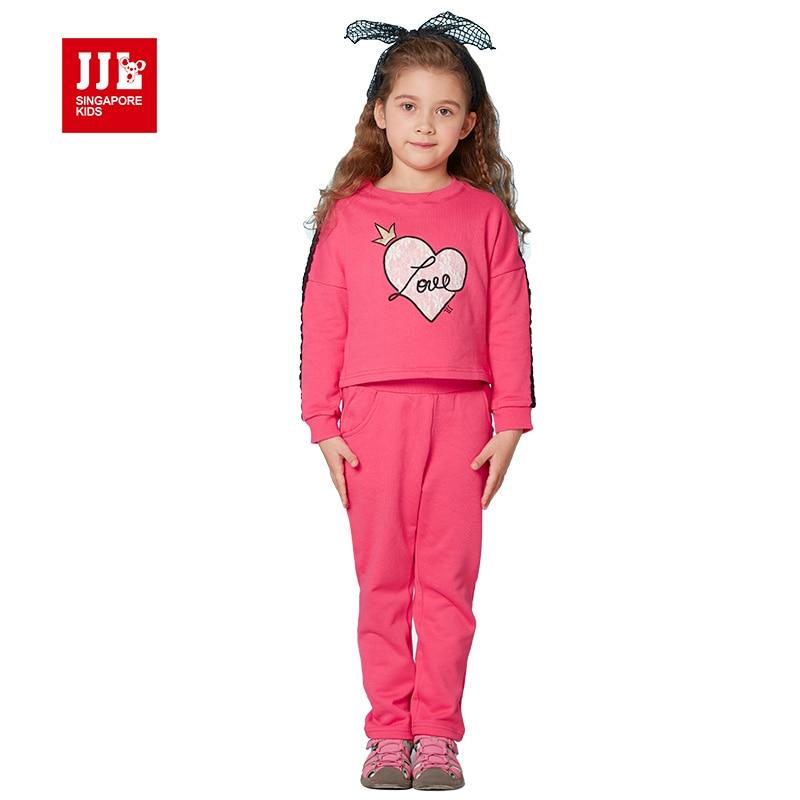 girls suit children clothing set girls set kids clothes girls clothing sport suit (top+pant)2pcs children outfit girls tracksuit<br>