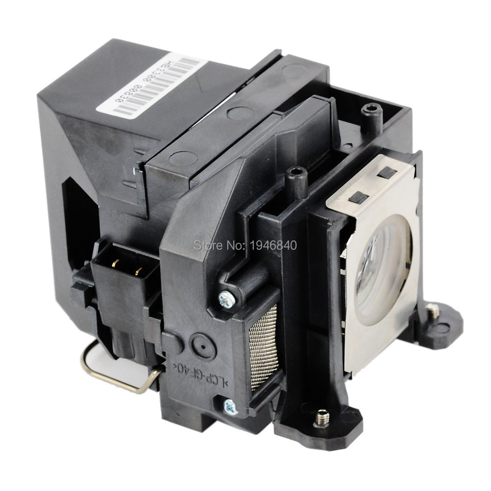 High Quality ELPLP57/V13H010L57 Replacement Lamp Compatible for Projector EPSON BrightLink 450Wi 455Wi EPSON PowerLite 450W/460<br>