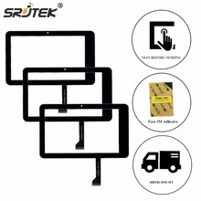 "Srjtek New 7"" For MTK6575 SD-07010V1FPC Touch Screen Digitizer Glass Sensor FPC3-TP70001AV2 Replacement Parts with Free Tools"