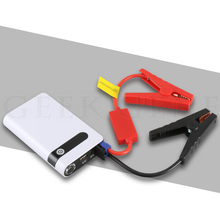 New multifunction Car Jump Starter High Capacity Mini Portable Emergency Battery Charger for Petrol Car cellphone Free shipping(China)