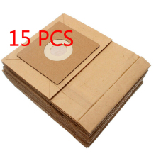 15 Pcs General Vacuum cleaner dust paper bags 100*110mm Diameter 50mm Vacuum cleaner accessories parts
