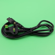 3pin AC Cable 120cm Cord Extension Wall Power Supply Adapter Laptop Battery Charger For Notebook LED CCTV