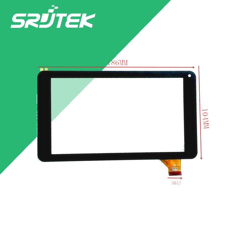 HOTATOUCH C186104E1-FPC771DR GSL1680 7 inch capacitive touch screen display 186*104 <br><br>Aliexpress