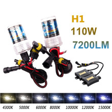 Buy 2Pcs H1 55W Xenon HID Light 4300K 6000K 8000K Auto Headlight Bulb Slim Ballast 55W HID Xenon Kit Headlight Bulbs for $21.79 in AliExpress store