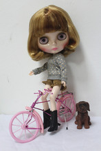 Free Shipping Top discount  DIY Nude Blyth Doll item NO. 174 Doll limited gift  special price cheap offer toy