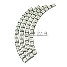 60 Bits Digital WS2812 RGB LED Ring Full Color Highlighting WS2812 5050 SMD Leds Strip Module Microcontroller DC 5V for Arduino