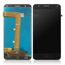 "For 5"" Alcatel Pop 4 lcd 5051 5051D 5051X 5051J 5051M OT5051 lcd display assembly for Alcatel Pop 4 5051"