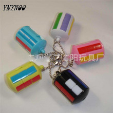 YNYNOO Magic tower colorful magic tower Babylon tower magic Speed puzzle Cube fidgets Cube Creative keychain Classic toys KIDS