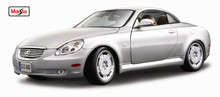Maisto 1:18 Lexus SC 430 SC430 Diecast Model Car Toy New In Box Free Shipping