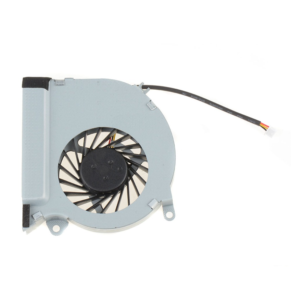 Laptops Replacements Accessories Cpu Cooling Fans Fit For MSI GE70 MS-1756 MS-1757 Notebook Computer Cpu Cooler Fan P20(China (Mainland))
