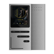 "New MP3 Music Player 1.8"" Screen 8GB Built-in Speaker Metal Body Lossless Audio APE FLAC Player MP3 with FM Radio Voice Recorder"
