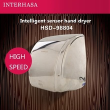 freeshipping 2300w High-speed hand dryer automatic sensor hand-drying device fully-automatic sensor hand dryer(China)