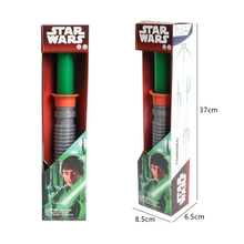 26 Inch Foldable Star Wars lightsaber with Sound and Light classic Star Wars laser sword toy for kid Jedi scalable weapons gift