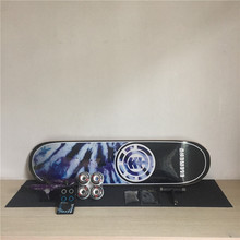 Complete Element Skateboard Set Plus Pro Deck Truck Wheels & Bearings with Skateborad Accessories