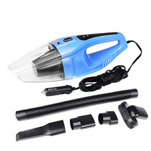 120W Car Vacuum Cleaner 4000Pa 12V Portable Car Vacuum Cleaner Wet And Dry Dual Use Car Accessoreis(China)