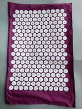 50 Sets/lot (67*42cm) Mattress Cover with Acupuncture for Massage Cushion Yoga Spike Acupressure Mat without Sponge Mat Cover