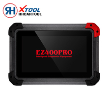100% Original XTOOL EZ400 PRO Tablet Diagnostic Tool Support Key Program ,Odometer Adjustment and Airbag Reset DHL free shipping(China)