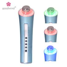 LED phototherapy 6 IN 1 machine skin care machine Facial Photon Rejuvenation Face Care Anti-aging Device Vibration SPA