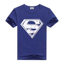 baby boy superman t-shirt children toddler girl clothing costume for kids christmas t-shirts for boys clothes costume