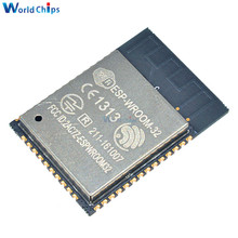 ESP32 ESP-32S WIFI Bluetooth Module 240MHz Dual Core CPU MCU Wireless Network Board ESP-WROOM-32 Base On ESP32S 2.2V-3.6V(China)