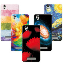 "Soft TPU Coque For ZTE Blade X3 / D2 5.0"" Case Cover Flowers Scenery Painting Phone Cases for zte x3 blade t620 Fundas Capa(China)"