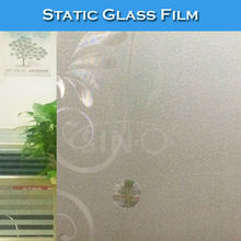 WB32 Smart Window Decoration Manufacturer PVC Static Glass Film(China)