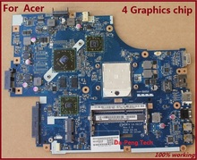 Laptop Motherboard FOR Acer Aspire 5551 5551G 5552 5552G  NEW75 LA-5911P