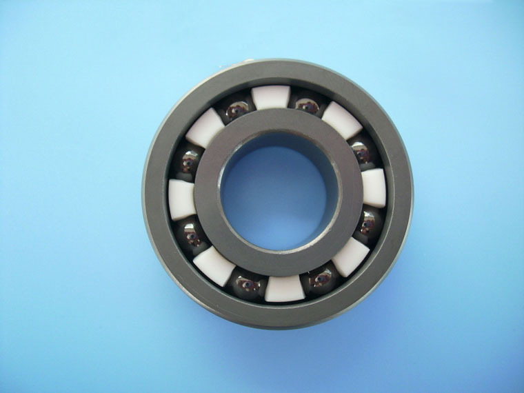 10mm bearings 6200 Full Ceramic Si3N4 10mmx30mmx9mm Full Si3N4 ceramic Ball Bearing<br>