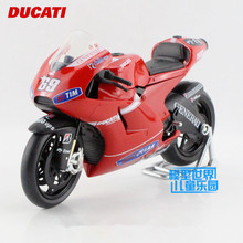 Free Shipping/1:12/Diecast Motorcycle Toy Model/Desmosedici 69/Delicate Educational Collection/For Children/Festival Gift