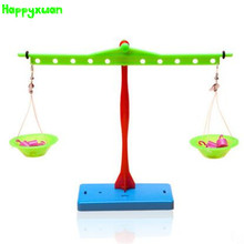 Happyxuan Handmade Diy Creativity Balance Science and Technology Science Experiment Education Puzzle Interactive Toys for kids
