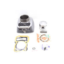 2088 High Quality Motorcycle Cylinder Kit For Honda CG150 CG 150 150cc Air-cooled Engine Spare Parts(China)