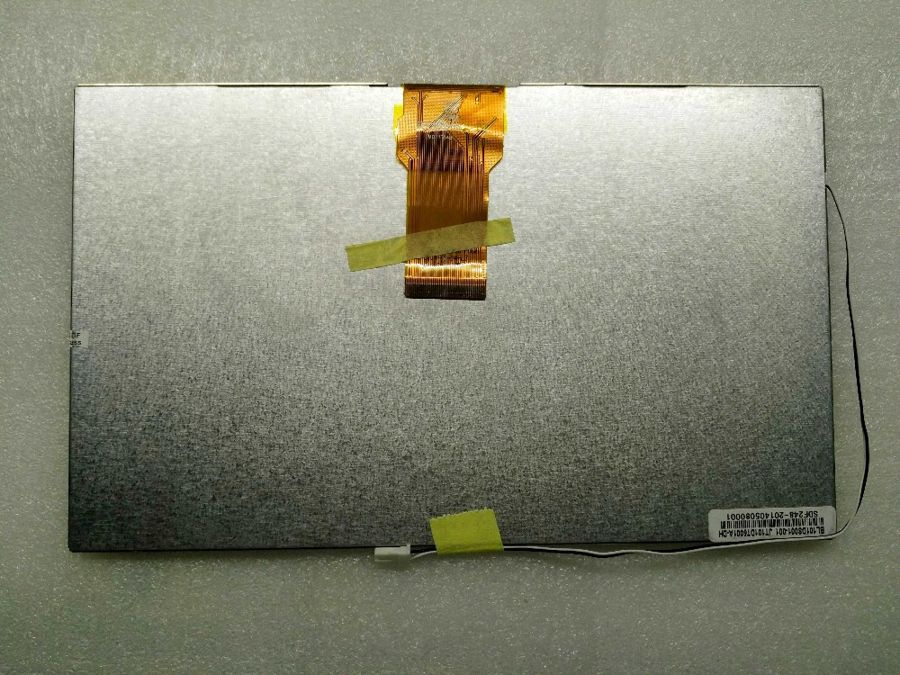 10.1 inch 50P FPC101D5001-B3 high-definition display LCD screen<br>
